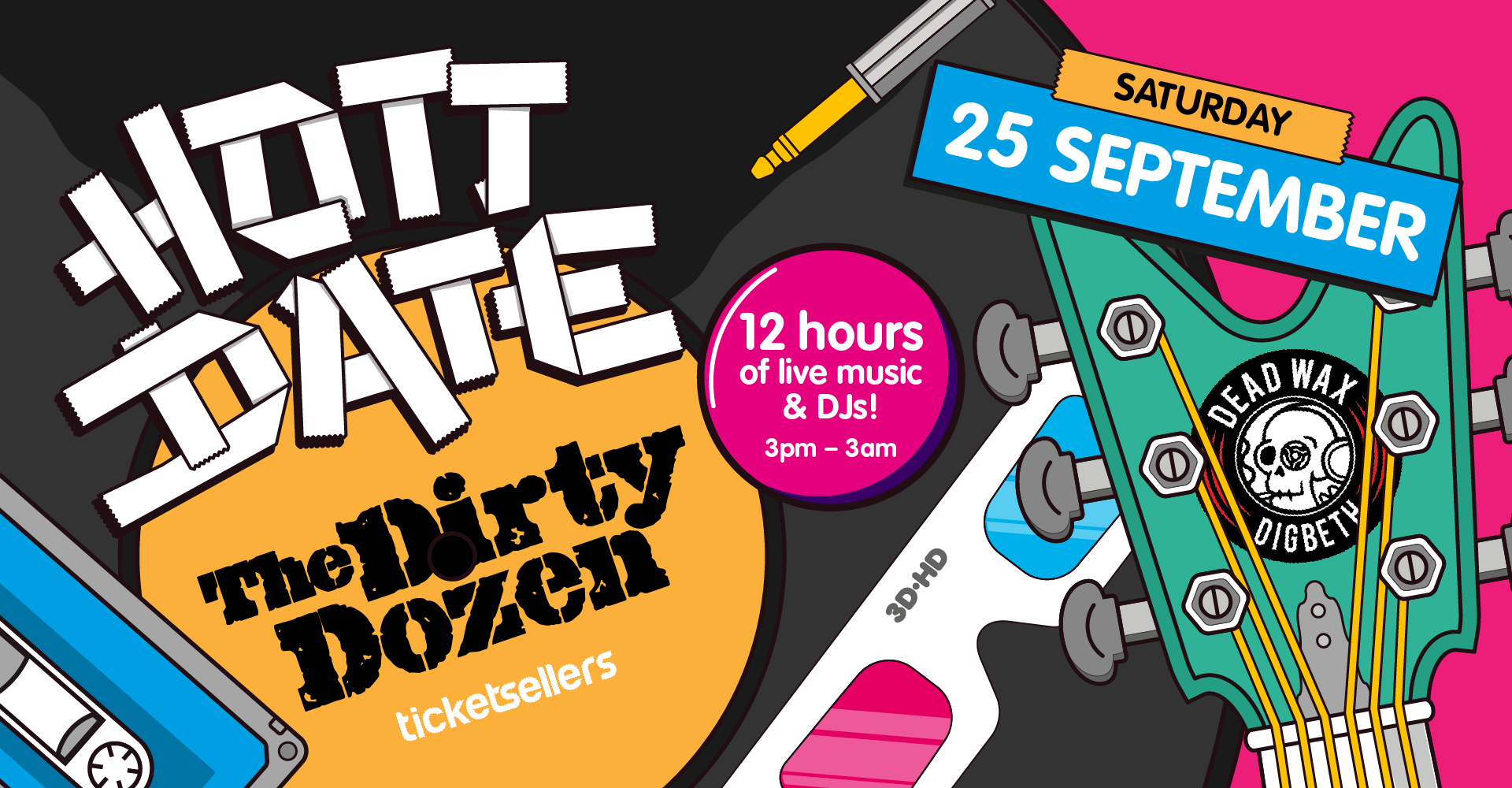 Hott Date (25 September) FB Event V11629