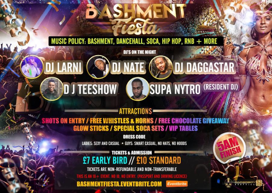 Dj Bashment
