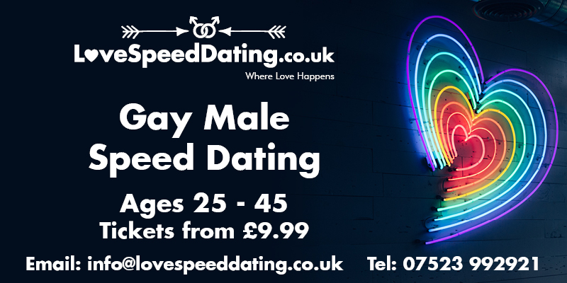 frederick speed dating